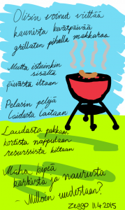 grilli ja runo